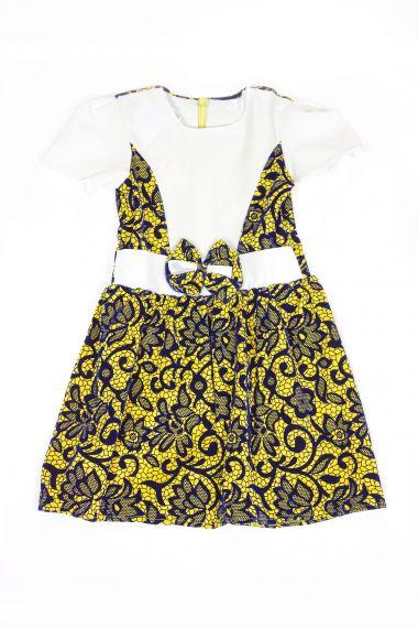 Платье, артикул: JAN1813 купить оптом