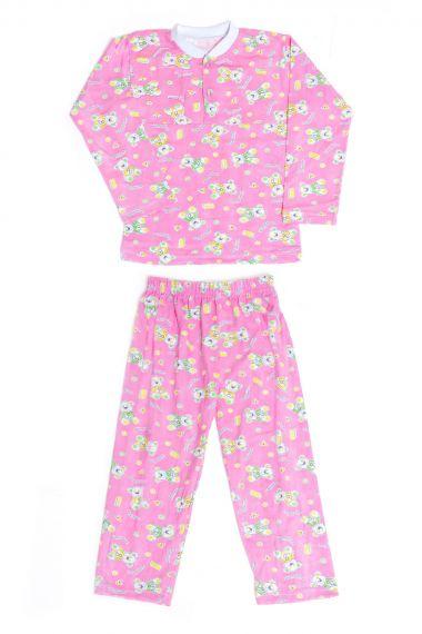 Пижама для девочки, артикул: JAN2108 купить оптом