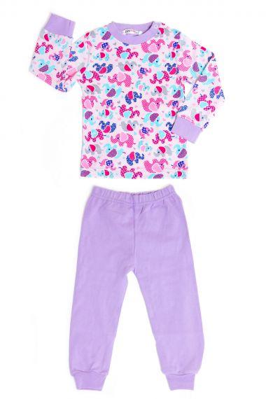 Пижама для девочки, артикул: JAN2109 купить оптом