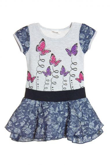 Платье, артикул: COOL0555 купить оптом