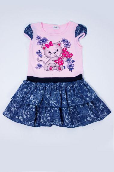 Платье, артикул: COOL0552 купить оптом